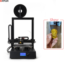 New Version Ortur 4 3D Printer Second Generation Upgraded Extruder Head /Improved Wire Connections High Precision FDM 3D Printer цена