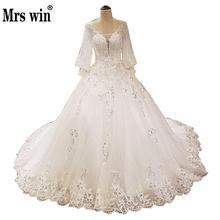 Robe de mariage princesse sexy