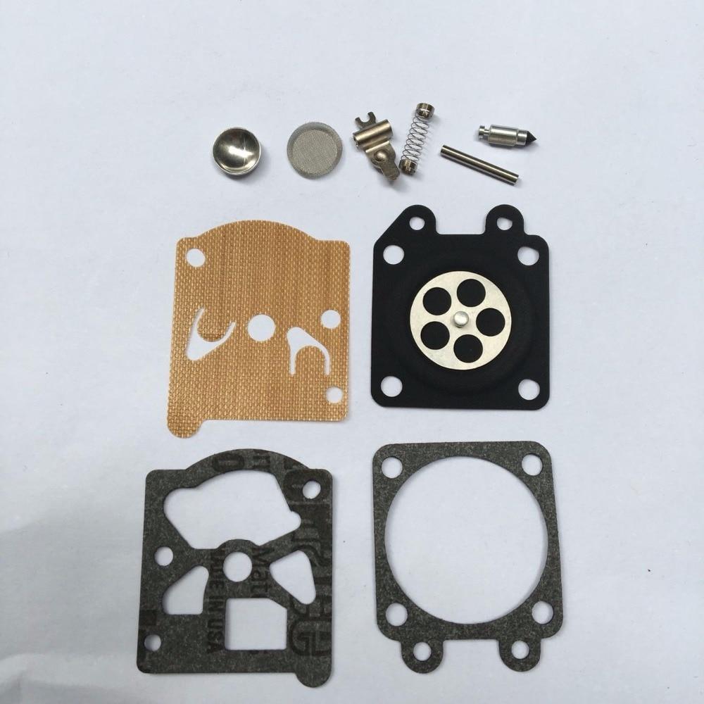 335 CARB REPAIR KIT 10PCS PACK FITS McCulloch Mac Cat 335 435 440 CHAINSAW CARBURETOR DIAPHRAGM GASKET SPRING REBUILD OVERHAULT 690115 carburetor carb replacement gasket accessories set kit replacement fit for 690111