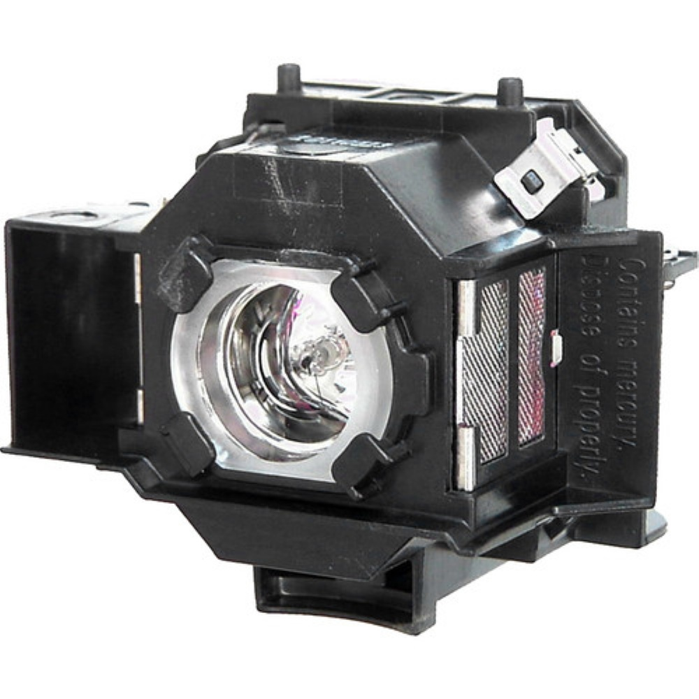 AWO Original Replacement FIT For Elplp34 EMP-62 / EMP-62C / EMP-63 / EMP-76C / EMP-82 / EMP-X3 / PowerLite 62C Projector Lamp original projector lamp elplp27 for epson powerlite 54c powerlite 74c emp 74l emp 75