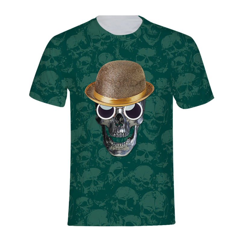Gothic Cool Skull Printing Boys 3d Tshirt Short Sleeve Summer Tops Tees Kids Clothes 2019 Funny T-shirt Hip HopGothic Cool Skull Printing Boys 3d Tshirt Short Sleeve Summer Tops Tees Kids Clothes 2019 Funny T-shirt Hip Hop