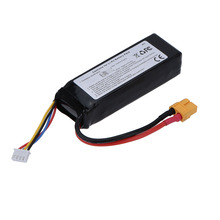 1pcs 11.1V 2200Mah 3S XT60 Plug Lipo Battery For Walkera Runner 250 250 Z 26 RC Helicopter Qudcopter Drone