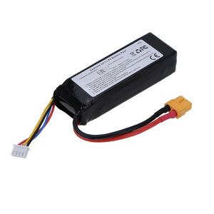 Image 1 - 1pcs 11.1V 2200Mah 3S XT60 Plug Lipo Battery For Walkera Runner 250 250 Z 26 RC Helicopter Qudcopter Drone
