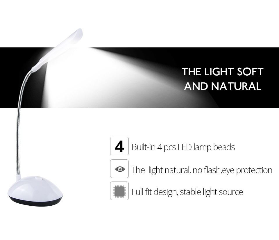 EeeToo Battery Powered Night Light Luminaria LED 360 Degree Rotating Table Lamp Eye Protection Reading Book Lights for Children (7)