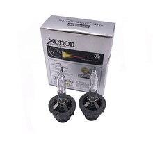2pcs/lot Car Headlights Xenon HID Bulb Lamp D2 D2R 4300K 6000K 8000K 12V 35W For Nissan X-Trail 2004 2005 2006 2007 2008