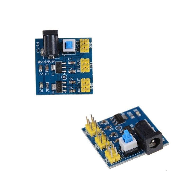 1pcs DC-DC 12V To 3.3V 5V 12V Step Down Power Supply Module 3.3V 5V 12V Multi Output Voltage Conversion Power Module