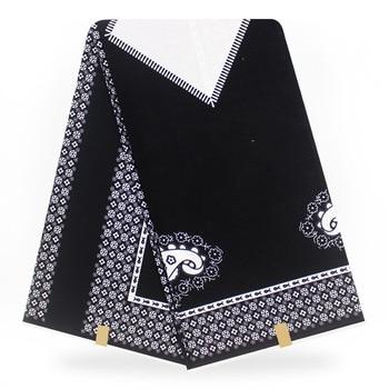 Ankara Fabric Best Quality!! Veritable Dutch Real Wax Hollandais Wax, African Printed Fabric 6YardsPiece Free Shipping ffq1127