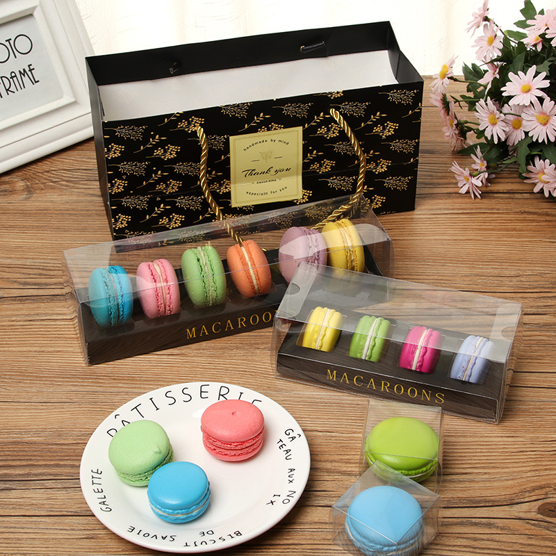 2019 Special Pet Packaging Luxury Macaron Boxes For Wedding Dec Paper Box Party Gift Packaging Wedding Christmas Use Storage Box