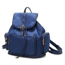 Женская мода Рюкзак рюкзак 2016 сумки рюкзаки для женщин девочек ткань сумка школьные сумки для подростков