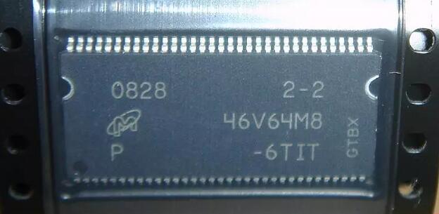 50pcs/lot  MT46V64M8P  MT46V64M8P-6TIT    50pcs/lot  MT46V64M8P  MT46V64M8P-6TIT