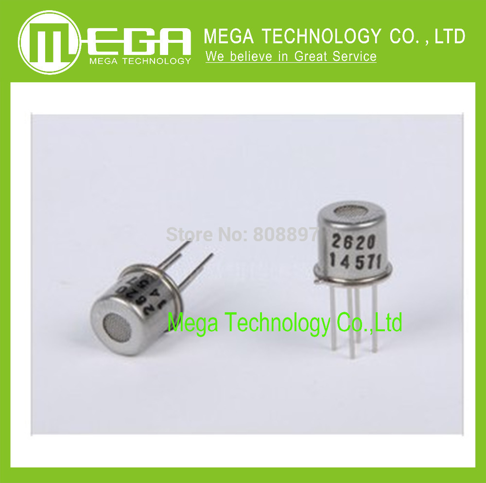 5PCS Integrated circuit parts SENSOR TGS2620-in Integrated Circuits from Electronic Components & Supplies    1