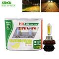 Xencn h9 12 v 70 w 2300 k super light yellow halógena coche bombillas para volvo buick pontiac saturn infiniti lexus