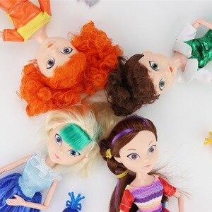 Image 4 - (Jimusuhutu) 4 шт./лот, новый стиль, сказочный патруль, Высокая Кукла MAWA BAPR, модные куклы, игрушки для девочек, лучший подарок Monster Fun