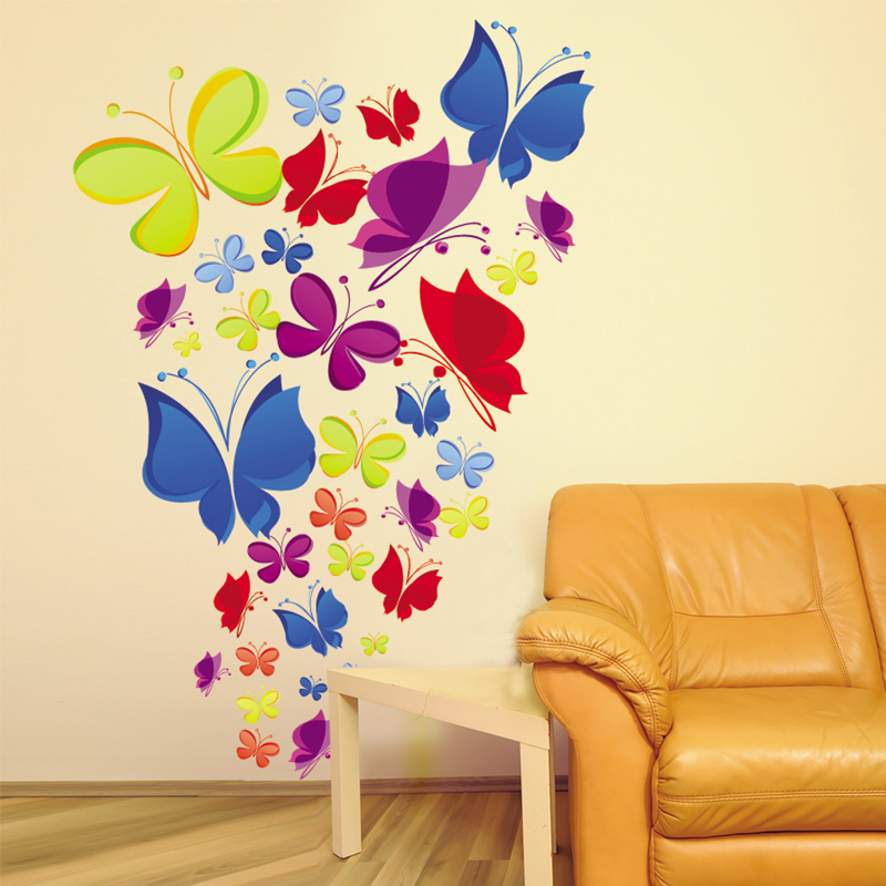 Magnificent Decorative Wall Butterflies Photos - Wall Art Design ...