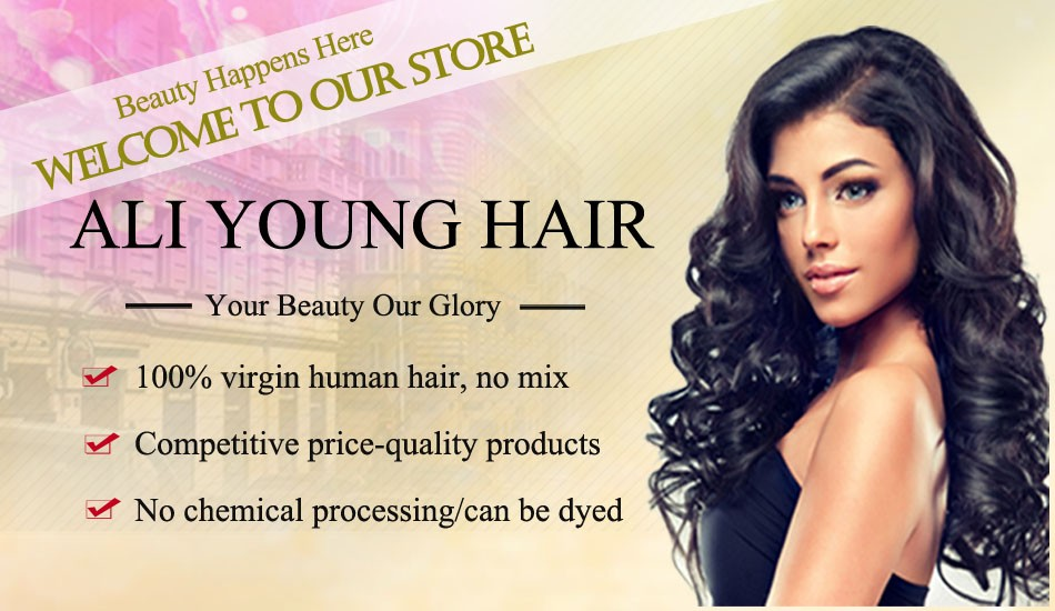 ali young hair