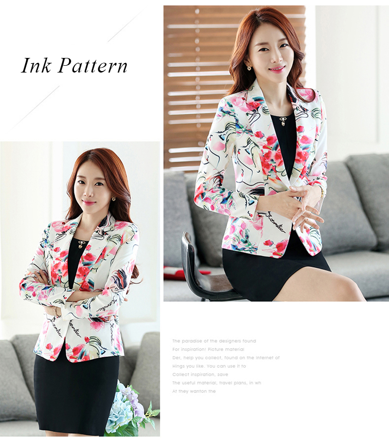 Ladies Blazer Fashion  (19)