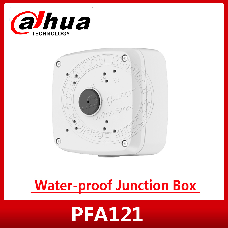 DAHUA PFA121 Aluminum Material Water-proof Junction Box DH-PFA121 Junction Box For IPC-HFW5831E-ZE IPC-HFW5831E-Z5E