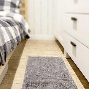 Image 2 - Fußmatte Leicht zu Reinigen Teppich Wasser Absorption Teppich Küche Boden Matte Eingang Tür Matten Wohnzimmer Matte