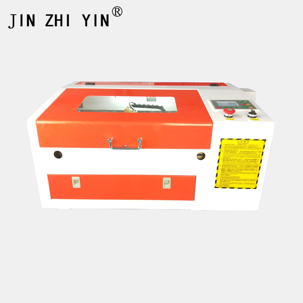 4030 40w Laser Engraving Cutting Machine With Ruida 6442s Controller Laser Engraver Engraving Non-metal