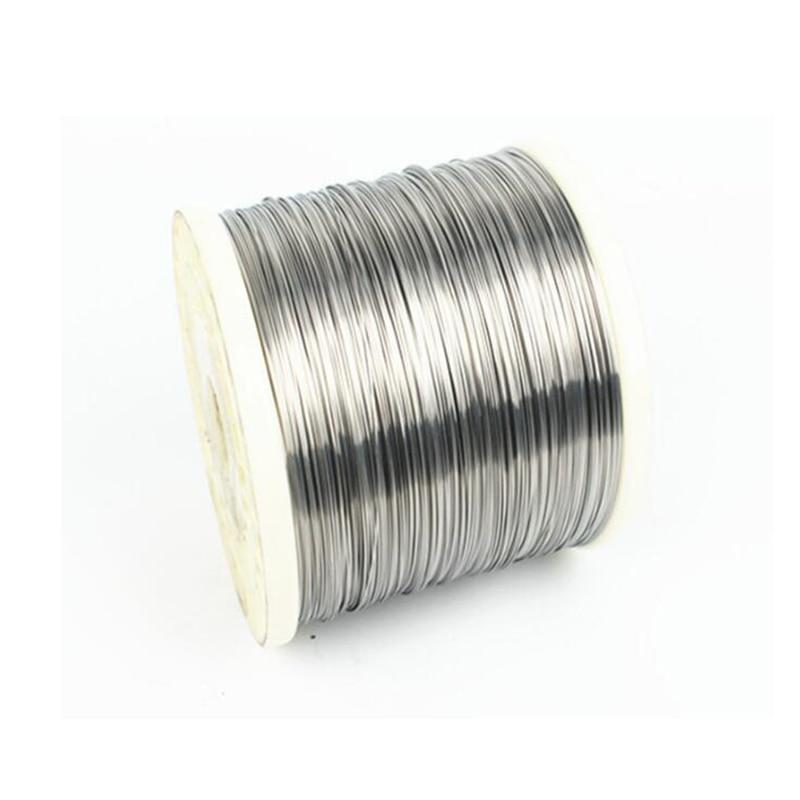 1kg Cr20Ni80 Hair Dryer Heating Wire 0.3 (mm) Sealing Machine Heating Wire