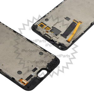 Image 4 - display meizu mx5 Display Touch Screen Digitizer Assembly For MEIZU MX 5 Meilan MX5 lcd with frame for meizu mx5 lcd