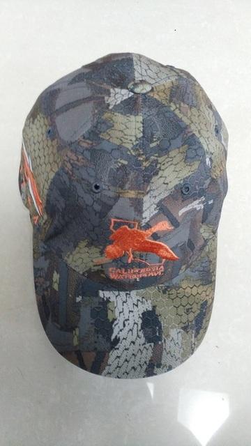 2017 Nueva Sitka Hombres Sitka Casquillo Ajustable gorra de Béisbol Ocasional del Hombre Impermeable y Transpirable Sombrero Un Tamaño Promoción Talla de Madera