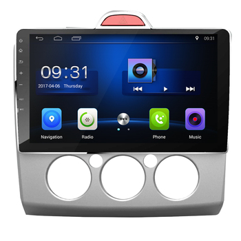 """10.2""""Android 7.0 ! Car DVD PC Multimedia DVD Player GPS Navi Stereo Radio Fit FORD FOCUS MONDEO S-MAX CONNECT 2005-2011 OBD WIFI"""