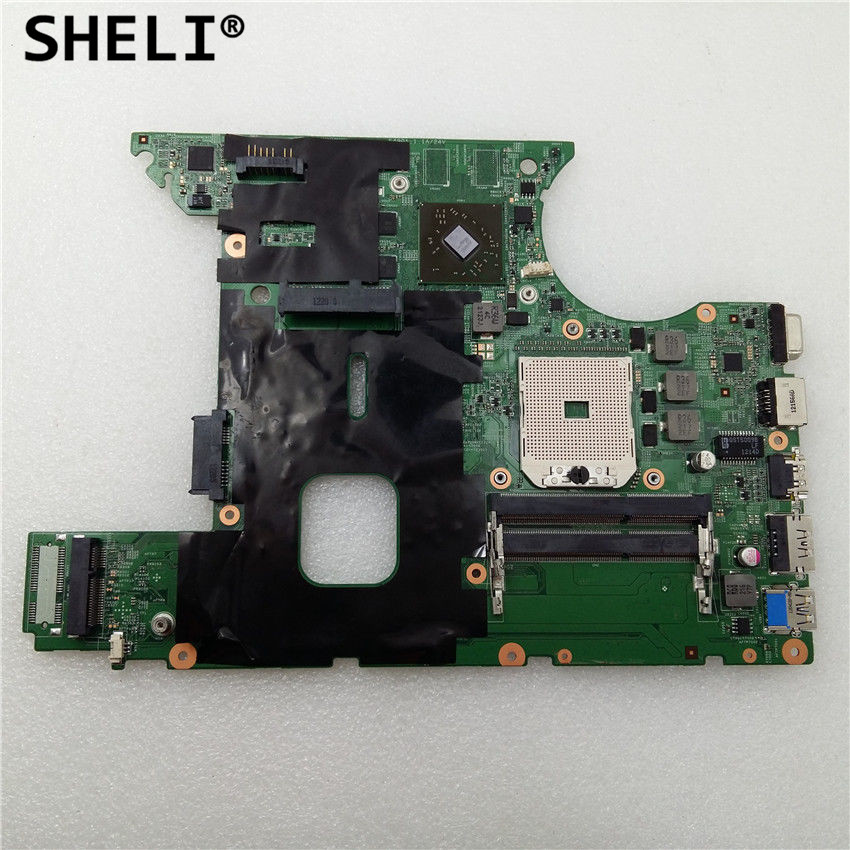 SHELI For Lenovo B475 Motherboard 48.4M002.011 with 216-080900 Graphics ChipSHELI For Lenovo B475 Motherboard 48.4M002.011 with 216-080900 Graphics Chip