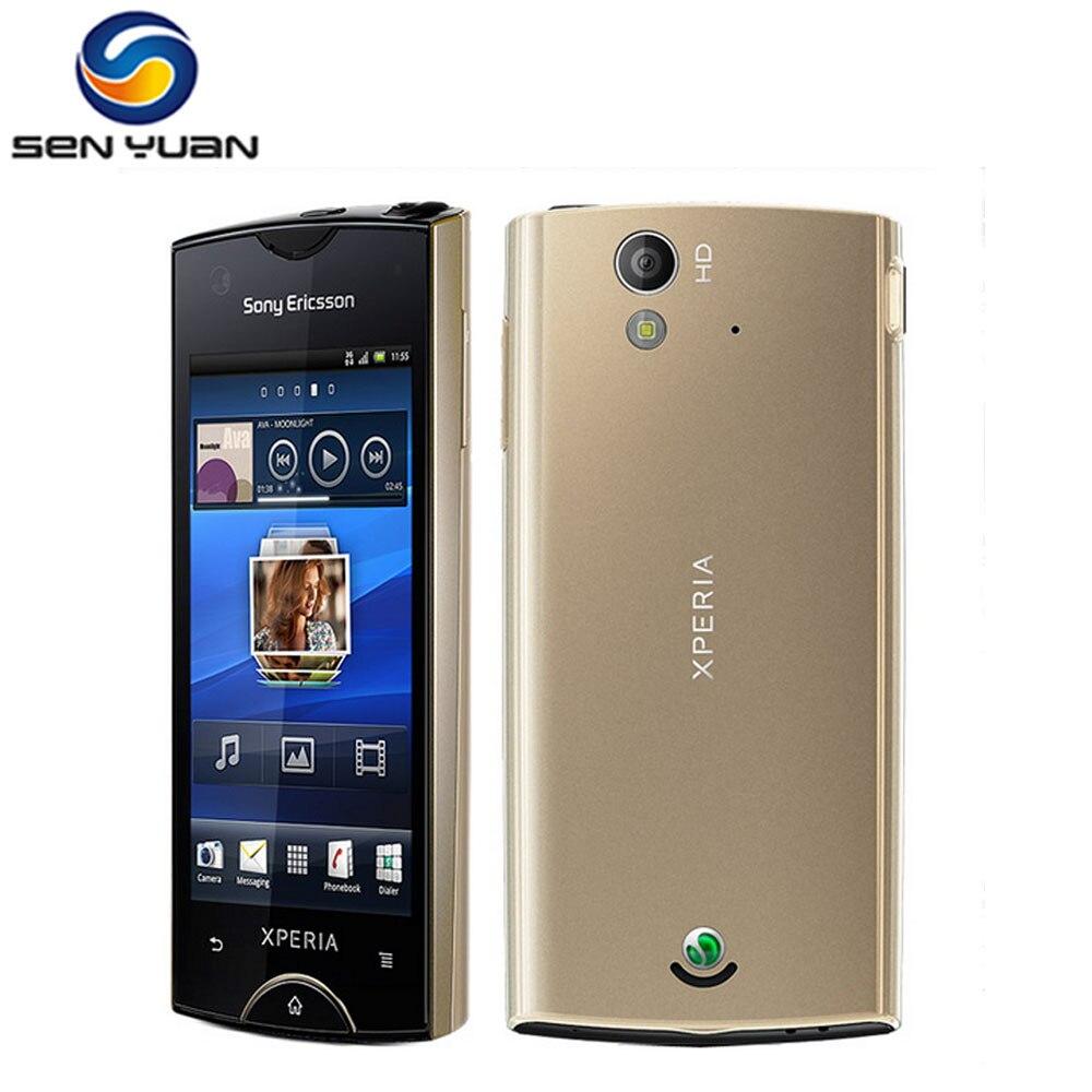 original sony ericsson xperia arc s lt18i mobile cell phone 3g rh aliexpress com