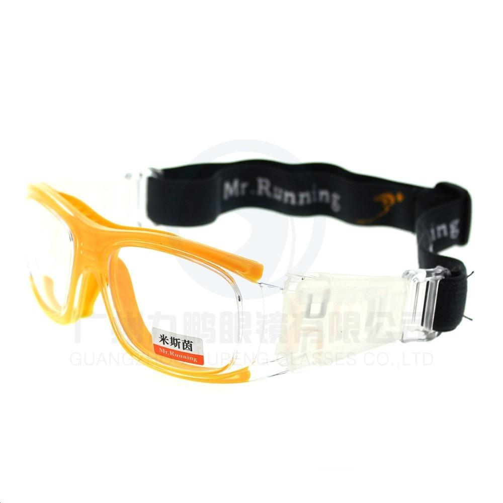 edb327c66d6b Mans Basketball Sports Goggles Boys Outdoor Football Soccer Sports Glasses  Oculos de Basquete Futebol EV0234-in Eyewear Frames from Apparel  Accessories on ...