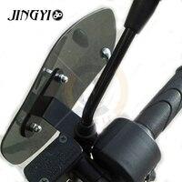 Moto Windscreen Cover For Honda zoomer cbr250r 125 cbr 600 rr goldwing gl1800 cbr 125 Motorcycle Windshield Deflector