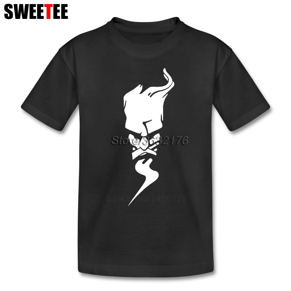 Children T Shirt Thunderdome Wizard Pure Cotton Short Sleeve Round Neck Tshirt Tees Boys Girls 2018 Modern T-shirt For Kids
