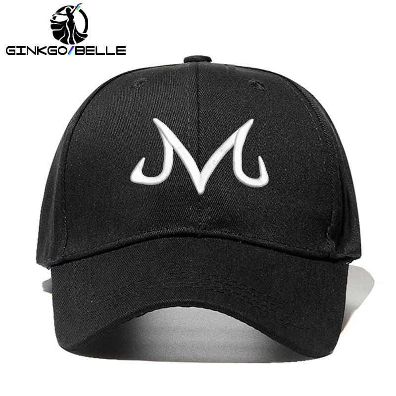 Majin Buu Dragon Ball Snapback   Cap   Cotton   Baseball     Cap   For Men Women Hip Hop Dad Hat Golf   Caps   Garros Dropshipping