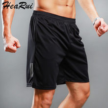 2017 Professional Men Badminton Table Tennis Shorts Breathable Quick-drying Uniforms Men Running Shorts With Pockets Sportswear(China)