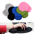 Ergonomic Non-slip Mouse Pad Gel Wrist Rest Pad for Macbook PC laptop Desktop Mice Pad with Wrist Support