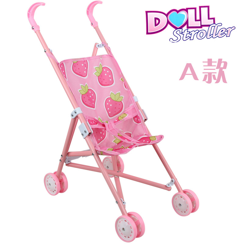 Aliexpress.com : Buy Free shipping baby stroller with a baby girl ...