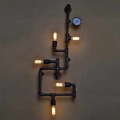 Antik Edison Retro Vintage fali lámpa otthoni világításhoz - Beltéri világítás - Fénykép 3
