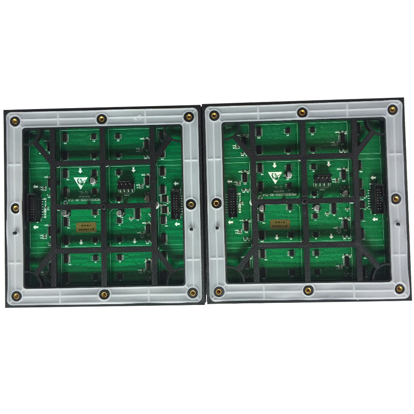 192*192mm P6 Waterproof Led Module 32*32dots SMD3535 1/8Scan Rgb For Outdoor Full Color Led Display Screen Panel
