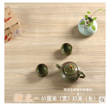 adhesive paper for furniture 3d wood sticker wallpaper chiffonnier self adhesive paper pvc waterproof boeing film adhesive paper for furniture