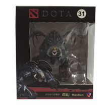 12CM Anime Limited Dota 2 Game Roshan Character PVC Action Figures Collection dota2 Toys Christmas Gifts