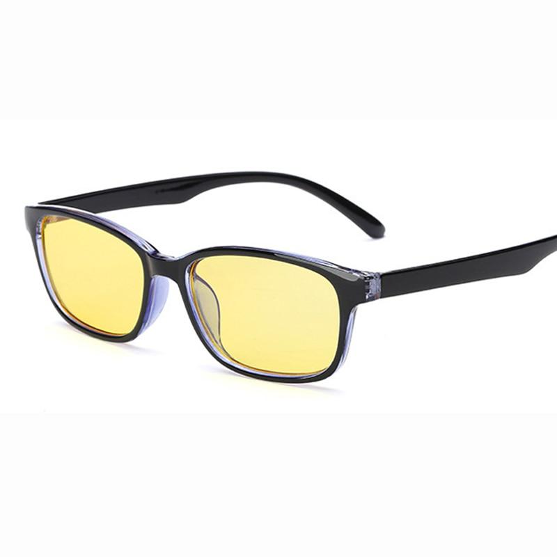 Заштита против плавих зрака Заштитне наочаре за мушкарце жене наочале Читање УВ400 Наочале отпорне на зрачење Игра Наочале за очи