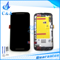 For Motorola Moto G2 lcd XT1063 XT1068 XT1069 Display Screen with Touch Digitizer with Frame Assembly with tools Free Shipping