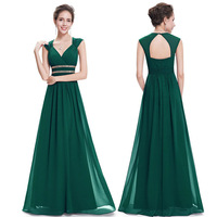 Banquet Evening Dress New Pattern Summer V Both Toast Serve Annual Meeting Show Long Fund
