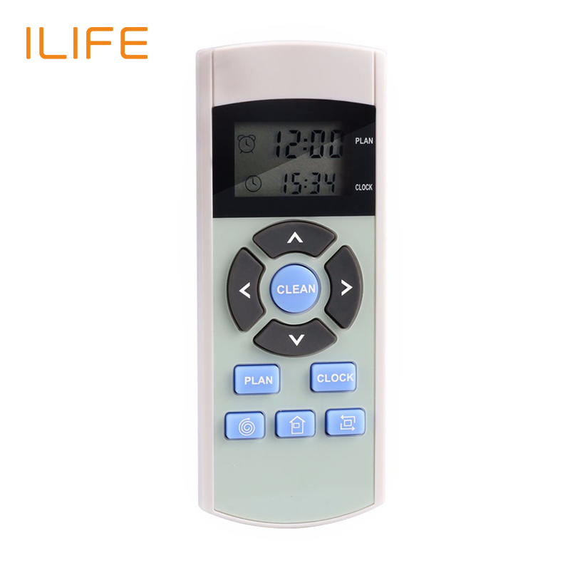 Remote Control with IR for ILIFE Intelligent V3s Pro,V7s Pro Robot Vacuum Cleaner