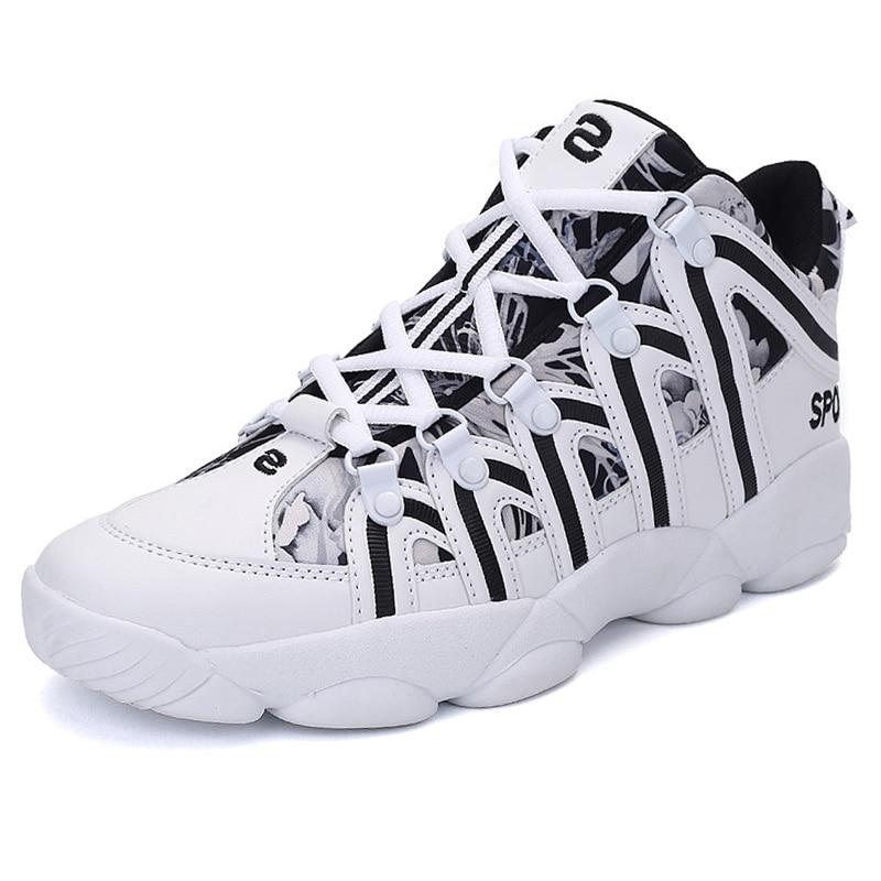 2017 neue Mens Basketball Schuhe Männer Hohe Qualität Sport Turnschuhe Schnell Freies Verschiffen-in Basketball-Schuhe aus Sport und Unterhaltung bei AliExpress - 11.11_Doppel-11Tag der Singles 1