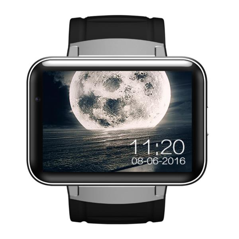 3G Smart Phone Watch WIFI GPS SIM Android Video Call Music Player Voice Assistant Bluetooth Sleep Monitor Pedometer Smartwatch