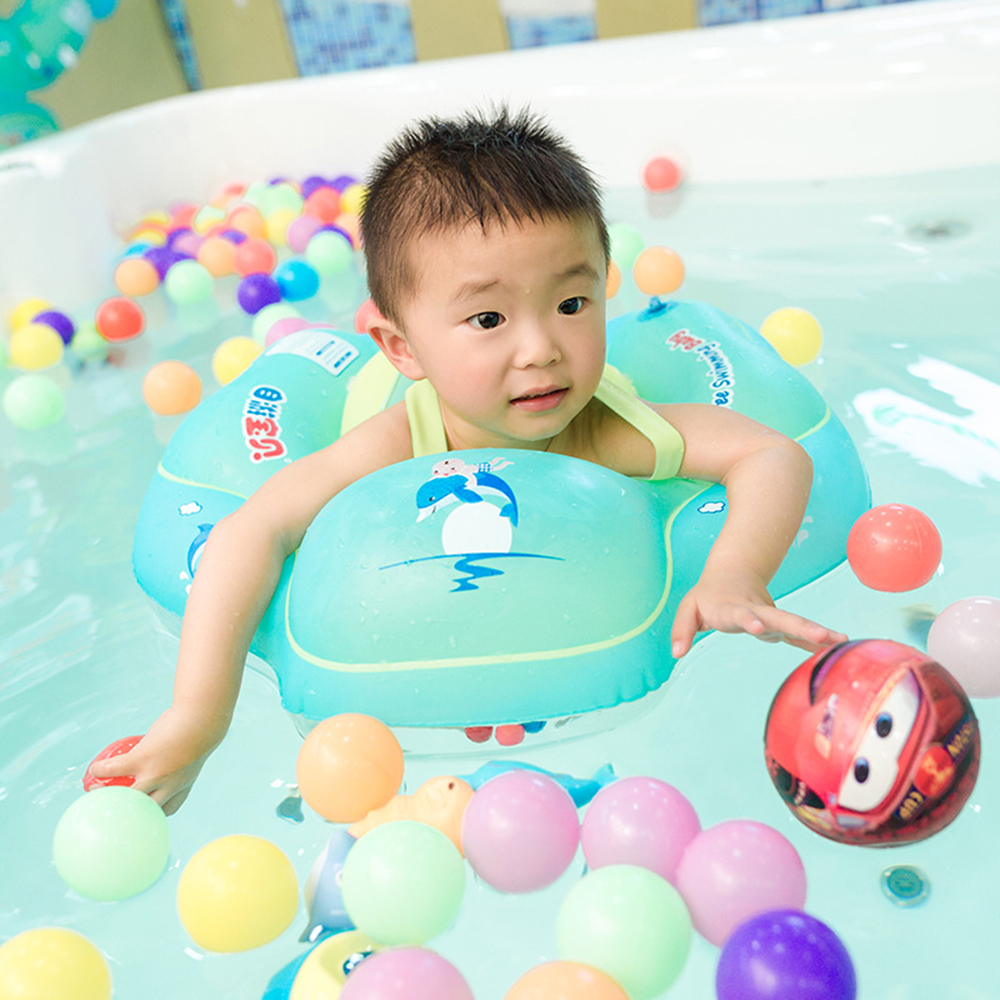 2019 Summer Baby Swimming Inflatable Ring U-shape Underarm Swimming Baby Ring Float For Swimming Pool 3 Month - 6 Years Old Good Taste