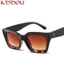 sunglasses men vintage Square 2019 women luxury brand sunglass shades for Retro lunette soleil femme