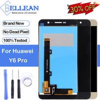Dinamico Replacement For Huawei Y6 Pro LCD TIT AL00 L01 Display Touch  Screen Digitizer Assembly Y6Pro Lcd Panel Screen+Tools