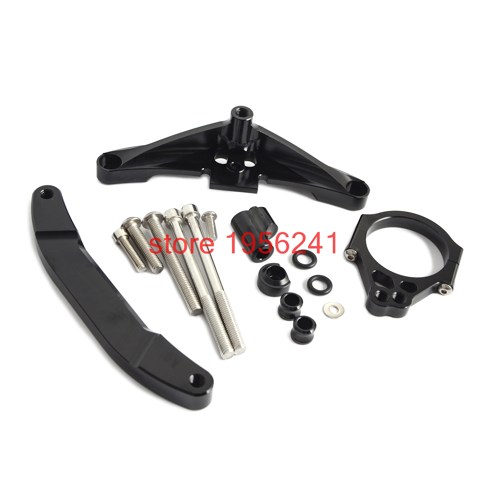Motorcycle Mounting Bracket Kit for Yamaha  FZ1 Fazer 2006 - 2015 2007 2008 2009 2010 2011 2012 2013 2014 aftermarket free shipping motorcycle parts eliminator tidy tail for 2006 2007 2008 fz6 fazer 2007 2008b lack